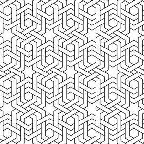 03337389 : R6E1 star double weave