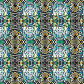 Marbled Tangle 4