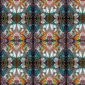Marbled Tangle 1