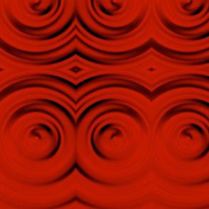 Star Swirl Red