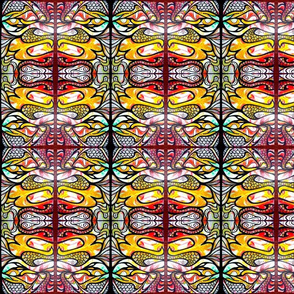 Marbled Tangle 2