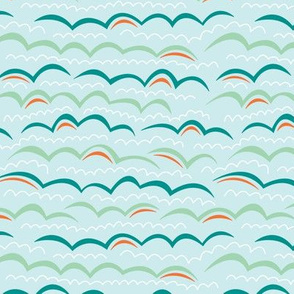 Wavy Waves (Seaside)