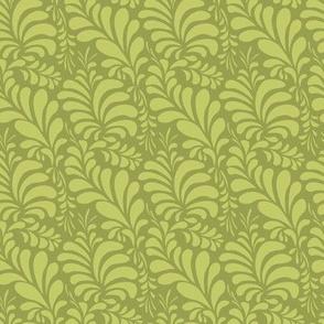 Cyngalese Splash green