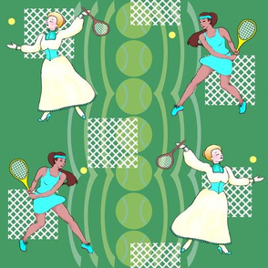 tennis then and now ball stripe