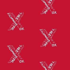 X Calligram