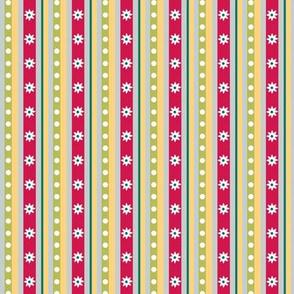 Caterina's Notebook Stripe