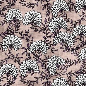 White Flowering Vines II