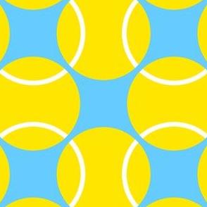 03362882 : tennis balls 4m