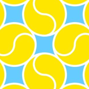 tennis balls 4S