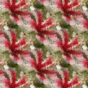 Hibiscus cubed