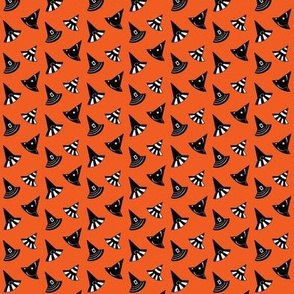 """Witch Hats - orange Small 2/3"""""""