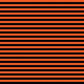Stripes orange/black Small