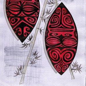 Havaiki haute, ruby marquesians