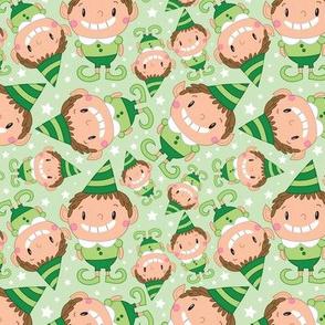Christmas Crew - Elf - Green - Medium