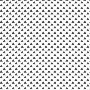triangles dark grey