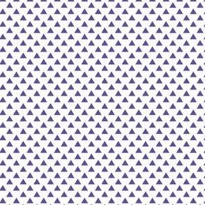 triangles purple