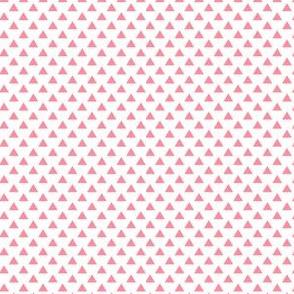 triangles pretty pink