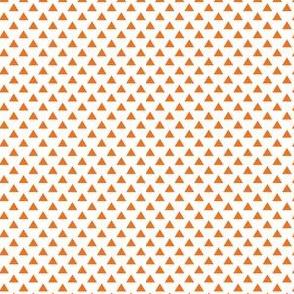 triangles orange