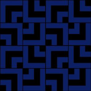 Palrevo in Dark Blue