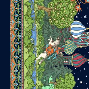The Firebird (A Russian Folk Tale)