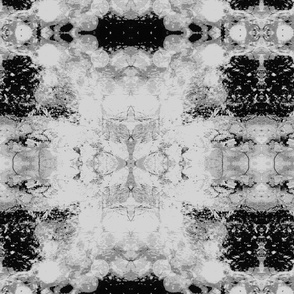 Abstract Black/white