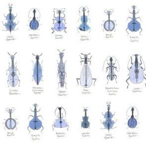 bluegrass beetles small