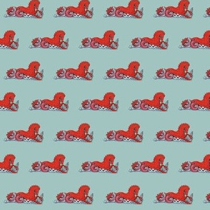 redseahorse