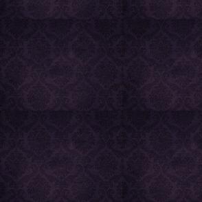 purple solid - cabin panel