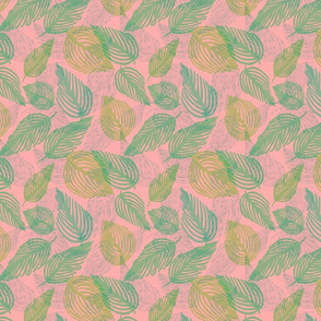 Tropical (coral pink)