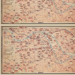 Berlin-center map, FQ