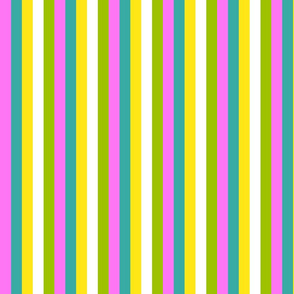In the Islands Palette Stripes