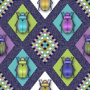 Scarabs Quilt