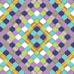 Mosaic (Diamonds)