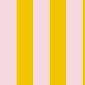 pink yellow stripes