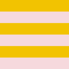pink and yellow delight