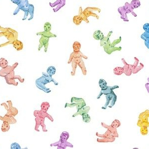 Gummy Babies