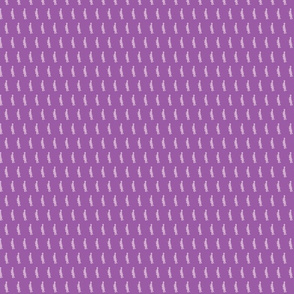 Wildland Firefighter light purple on med purple.
