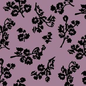 Shadow Foliage-Grape