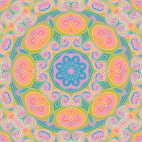 pastel_curlicues_tiled_larger_and_kaleidoscoped