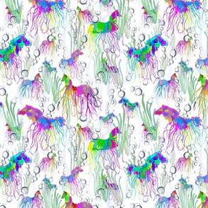 Fantasy Jellyhorses Small