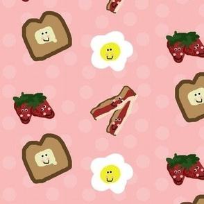 Berry Happy Breakfast
