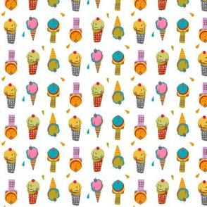 gelato deco party