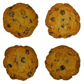 Fresh Out of the Oven - Chocolate Chip Cookies