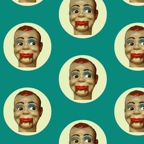 Ventriloquist's Dummy Dots