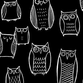 Night Owl Black