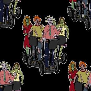 Zombies on Segways 2