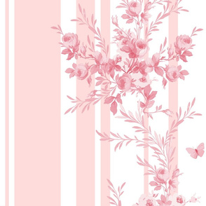 St. Katherine in peony pink