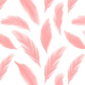 Coral Feathers