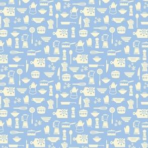 kitchen culture chine blue