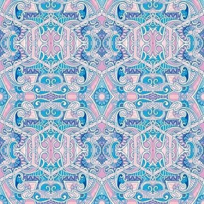 Love in Pink and Blue